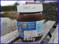 1 Glas Nutella alte Rezeptur, (Old recipe Germany not longer available)ORIGINAL