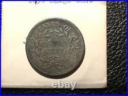 1796 Large Cent From A Very Old Collection Not Sure Of The Attribution Nice Date