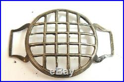 1914-18 1st WORLD WAR NEW OLD STOCK OFFICERS TRENCH WATCH SHRAPNEL COVER