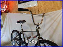 1980s HUFFY THUNDER 40 OLD SCHOOL BMX DIRT BIKE USA MURRAY ROAD PRO GT VINTAGE