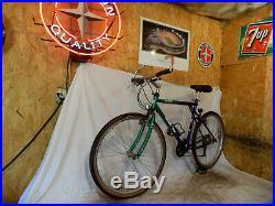 1990s GT TALERA 21-SPEED OLD SCHOOL MOUNTAIN BIKE VINTAGE BMX CRO-MOLY