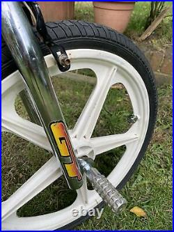 1996 GT Performer Old School Freestyle BMX Bike Not Vertigo Haro Redline