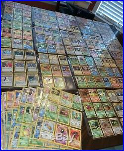 20 Yr Old Collection of Pokemon Trading Cards (1500)