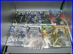 2008 Star Wars Knights Of The Old Republic Dark Horse Comic Books Issues 1-50#