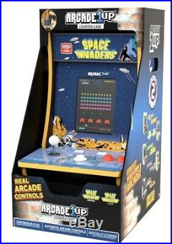 ARCADE1UP Countercade18 (Space Invaders) Old School Fun Retro Gaming Coinless