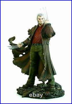 Bowen Designs Old Man LOGAN WOLVERINE Statue Never Displayed 341/900 X-Men