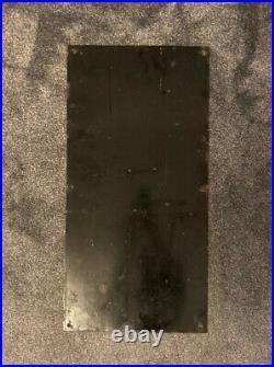 Castrol Enamel Sign Old Gas Oil Vintage Petroliana Sign Not Shell Or Texaco