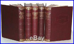 Charles Dickens 15 BOOK COLLECTION C1930's, Vintage, 86 YEARS OLD