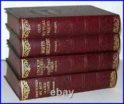 Charles Dickens 16 BOOK COLLECTION -Circa undated 1930's, Vintage 86 YEARS OLD
