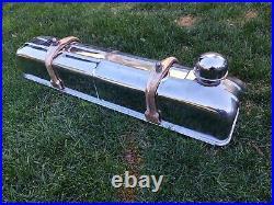 Chevrolet styleline fleetline deluxe 216 valve cover brackets 1947-1952 Bel air