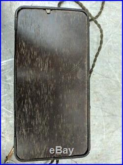 Crystal Radio Detector Komsomolets Old Vintage Rare Antique USSR