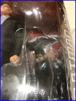 DC COLLECTIBLES BATMAN BEYOND OLD BRUCE WAYNE ACE ANIMATED SERIES Never Opened