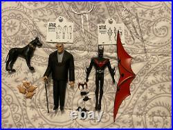 DC Collectibles Animated Series BATMAN BEYOND OLD BRUCE WAYNE ACE Action Figures