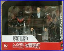 DC Collectibles The Animated Series BATMAN BEYOND Old Bruce Wayne Terry Ace MIB