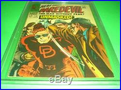 Daredevil 29 CGC 9.2 Off White 1967! Old Blue Label not CBCS Marvel Silver Age