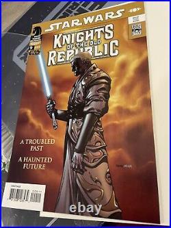 Dark Horse Star Wars Knights Of The Old Republic # 9 Nm/mt Comic 1st Darth Revan