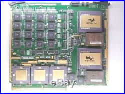 Dual Intel Pentium Pro Motherboard uniquely rare collectible very old
