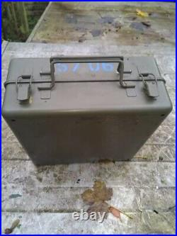 EX MOD BRITISH ARMY No12 FIELD COOKER MULTI FUEL DIESEL KERO STOVE NEW OLD