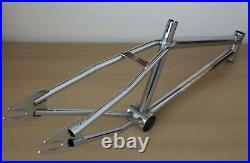 GHP Pro Generation 1 Old School BMX Frame 1983 VDC Built Not GT Redline Hutch