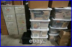 Giant Lot! Over 25,000 Books. Used Many New Condtion Popular Some Very Old