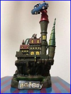 Harry Potter Diorama figure Rampage Yu Hogwarts JOURNY BACK TO HOGWARTS OLD