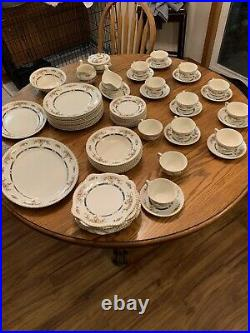Johnson Brothers Eastbourne (Old English Collection) Vintage Fine China Set