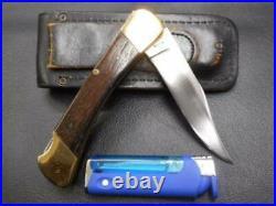 Knife Folding knife BUCK back 110 Old USA
