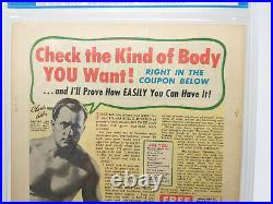 MAD Magazine #2 CGC 9.0 VF/NM EC Comics 1953 Old Label
