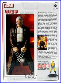 MARVEL GENTLE GIANT Studios WOLVERINE Old Man Logan Collector's Gallery Statue