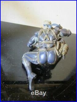 MEDICOM METAL GEAR SOLID figure COLLECTION MEDICOM Old Snake Figure Toy VHTF