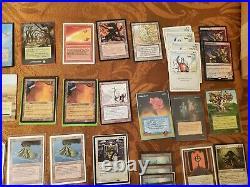 MTG Collection Old Vintage Magic 27 Dual lands Legends, Revised The Dark & more