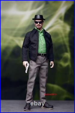 Manipple 112 Old White Breaking Bad 6inch Action Figure Collectible Soldier Toy