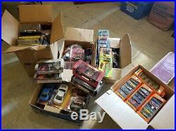 Massive Hot Wheels, Johnny Lightning, Maisto, Tonka, Matchbox Collection-25years Old