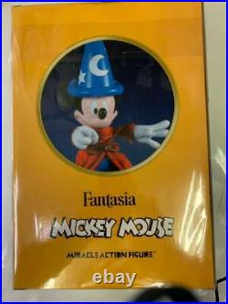 Medicom Toy VCD Fantasia Mickey figure Disney not opened article New Old Stock
