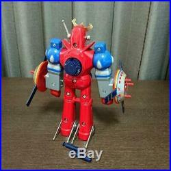 Mekandarobo Mekanda Robo robot figure very rare collector's item old