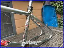 Mongoose Old School BMX Frame Forks & Headset Menace Not m1 Californian