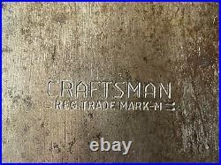 NICE! Vintage CRAFTSMAN Hatchet Axe Not a Cedar pattern Axe Old Axe Head