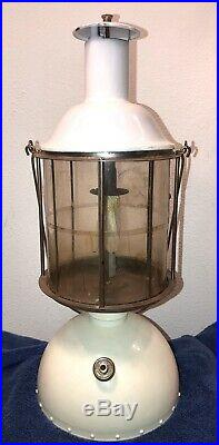 Nagel-Chase Model 5 Single Mantle Gas Pressure Lantern 1914-15 Rare and Old