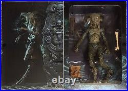 Neca-guillermo Del Toro Collection, Ofelia & Old Faun (pan's Labyrinth) New