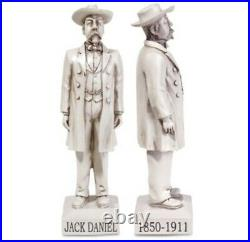 New Jack Daniels Old No. 7 Whiskey Statue, Mr. Jack SUPER RARE