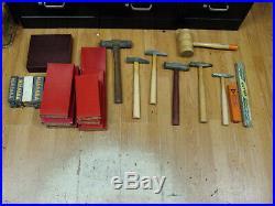 New Old Stock Niagra Union Millers Falls Tinsmith Metal Working Tools Blacksmith