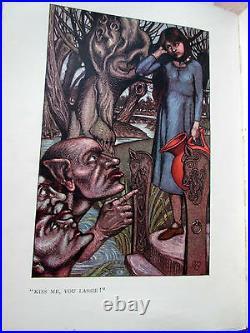 Norse Fairy Tales Fantasy Myth Legend Stories Old Fables Nursery Viking Folk x