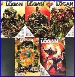 OLD MAN LOGAN #1-50 + ANNUAL Comic Book LOT FULL SERIES WOLVERINE X-MEN LEMIRE