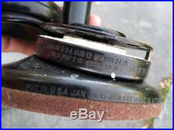 Old Antique American Bell Telephone Company Co Candlestick Rotary Dial Phone
