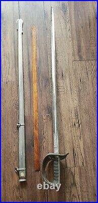 Old French and British swords. Please see descriptions. I am not an expert