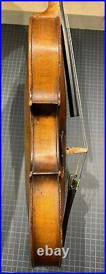 Old French violin excellent condition 4/4 size Collection sale