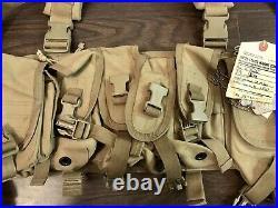 Old Gen TAG Rifleman Chest Rig, Kaki Tan Not seal cag devgru eagle, lbt, bhi, nsw