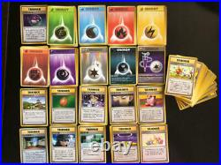 Old Pokemon card lot 400 collection Nidoking / Porygon etc excellent