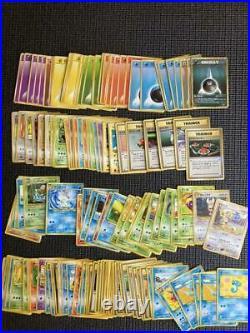 Old Pokemon card lot Collection Blastoise Venusaur etc. Excellent