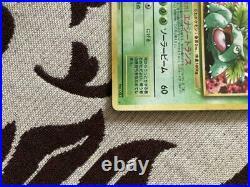Old Pokemon card lot collection Charizard / Blastoise / Venusaur excellent